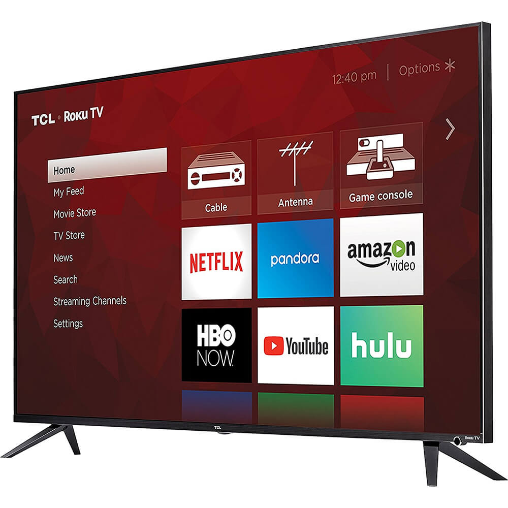 how to use tcl 65 smart tv