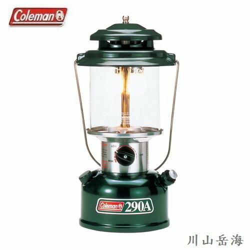 [ Coleman ] 290氣化大雙燈 / 露營燈 使用去漬油 / 公司貨CM-0290