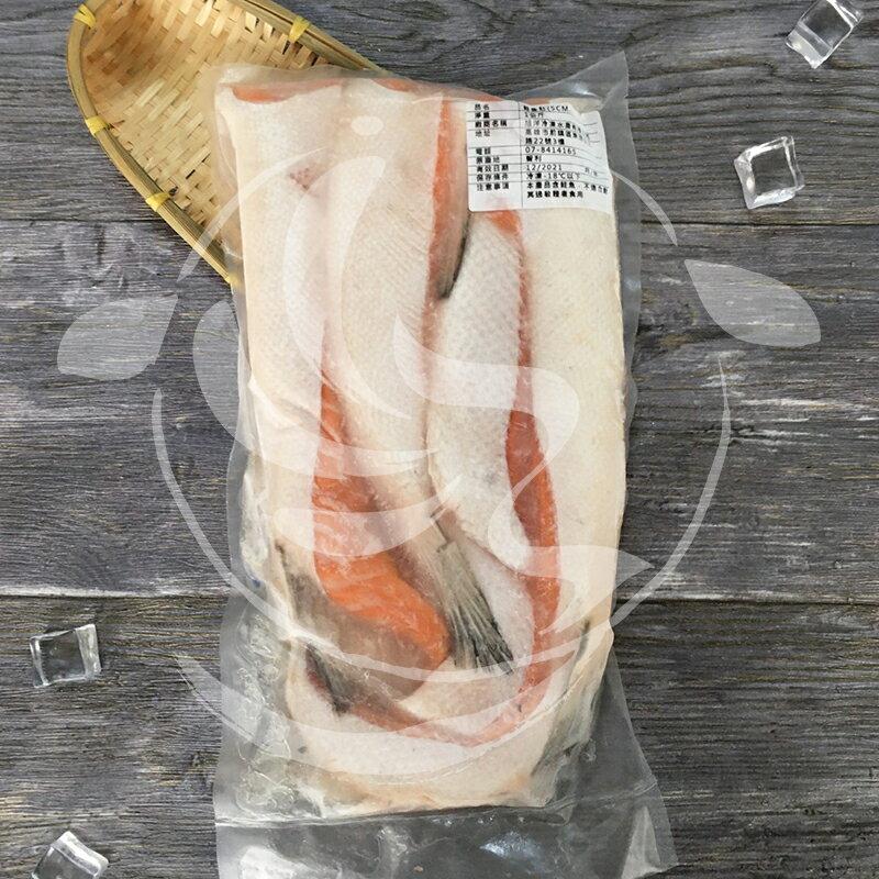 【九江】鮭魚肚條(5cm+)--愛吃鮭魚的您,絕不能錯過的美味---✦