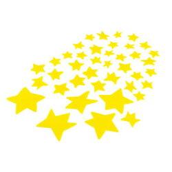【德國Hape愛傑卡】小王子牆面夜光貼紙-星星