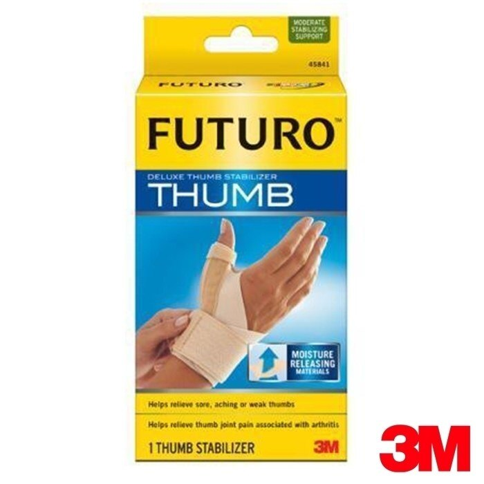 ║3M║拇指支撐型護腕S-M