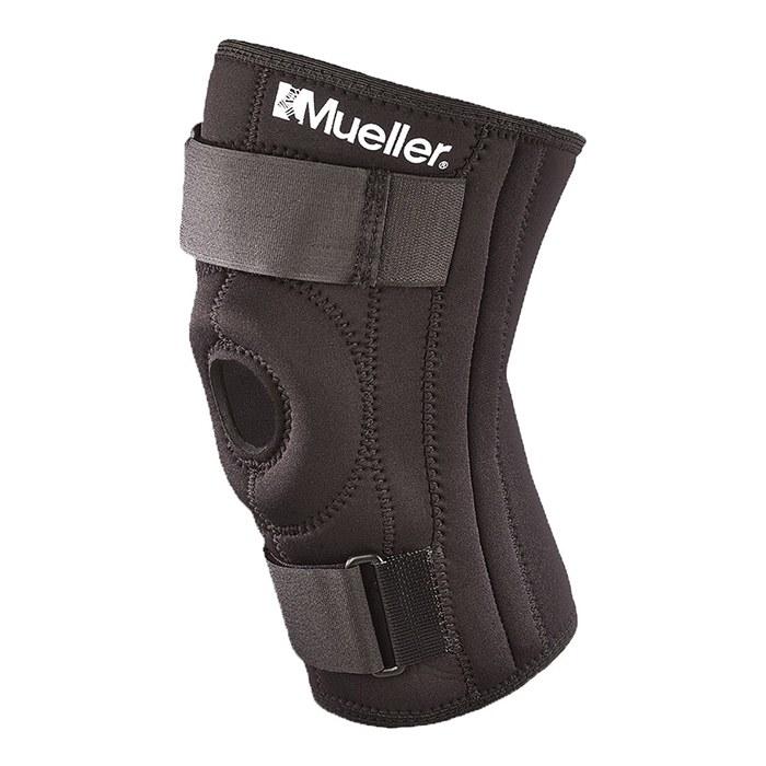║Mueller║髕骨支撐型彈簧膝關節護具