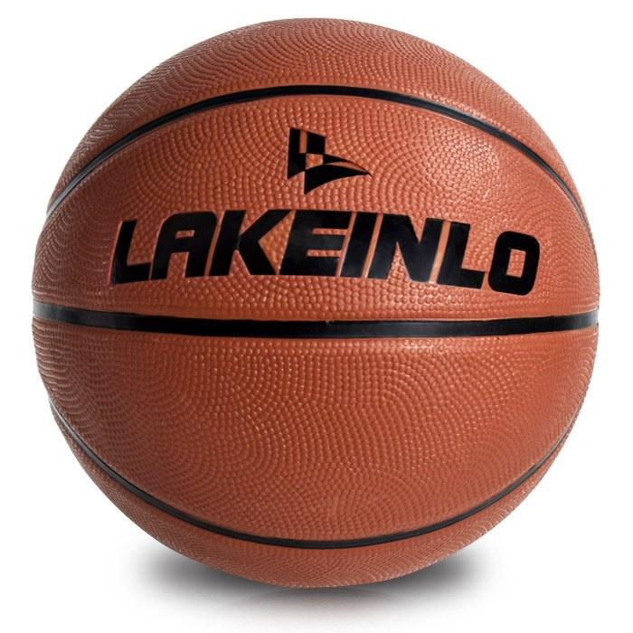║LAKEINLO║H735耐磨橡膠深溝籃球/進階型-7號球