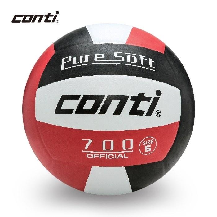 ║Conti║超軟橡膠排球-5號
