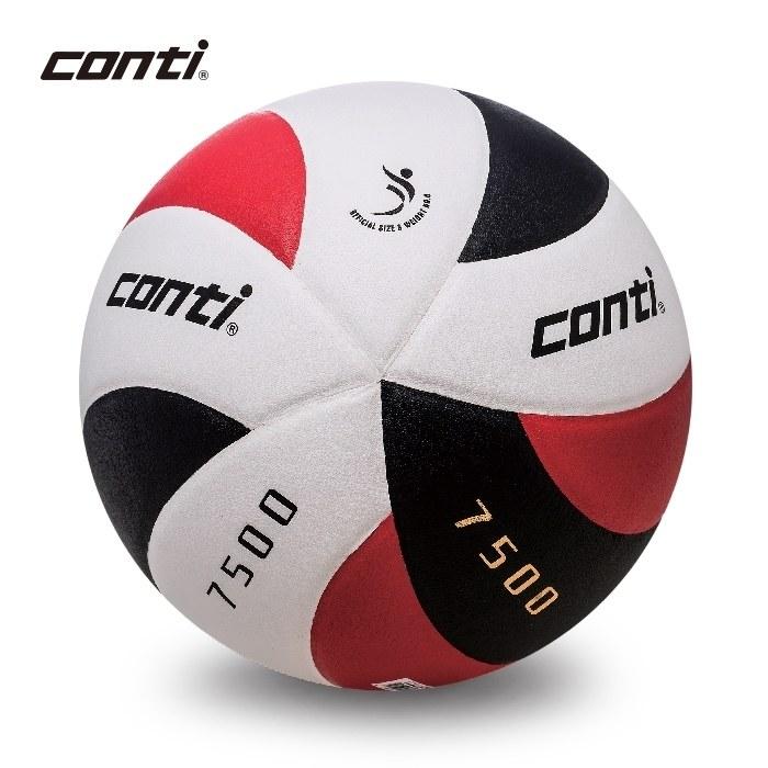 ║Conti║日本頂級超細纖維布排球-5號V7500-5-WBKR