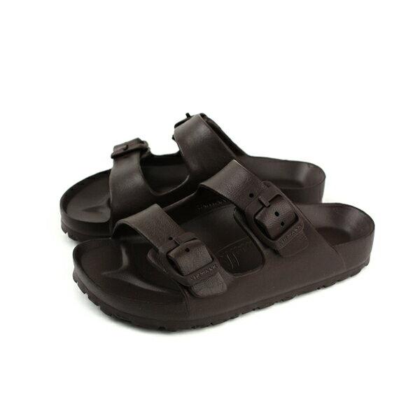 Airwalk拖鞋勃肯鞋防水童鞋深藍色中童137A010228no008