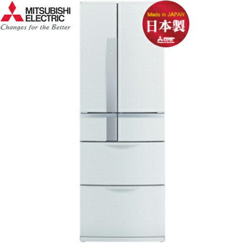 Mitsubishi 三菱 MR-JX53X-W-C  525L 6門 變頻電冰箱 日本原裝 (絹絲白)