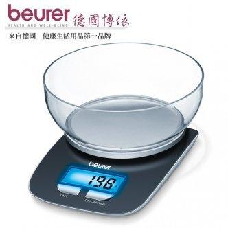 giligo 【beurer德國博依】飲食料理電子秤KS25