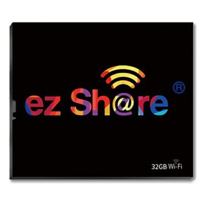 ◎相機專家◎ezShare易享派WiFiSD卡16GSDHCclass10無線記憶卡公司貨