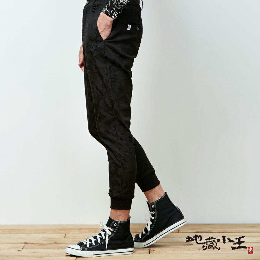 【春夏新品】擅變我型系列-變色龍透濕透氣西裝運動褲(黑)  - BLUE WAY  JIZO 地藏小王 4