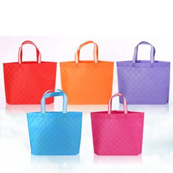PSMall手提袋定做無紡布環保禮品袋購物袋【J524】