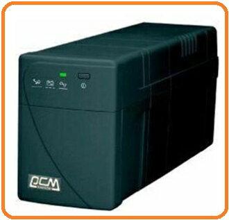 科風 BNT-500A 在線互動式不斷電系統 500VA 300W , 電池YUASA 型號:NPW36-12 (12V 7AH)