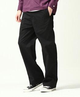 寬褲BLACK