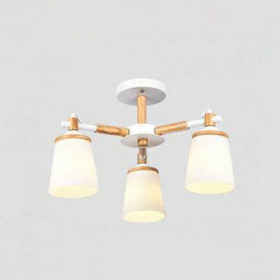 【威森家居】北歐 實木玻璃罩吸頂燈 現貨原木工業風現代簡約復古吸頂燈吊燈壁燈大廳客廳臥室陽台燈具LED設計師L170325 1