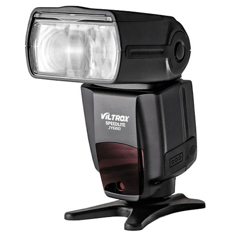 【普羅相機】VILTROX 唯卓 JY-680 單點觸發閃光燈 (各系統通用)