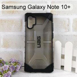 免運【UAG】耐衝擊軍規防摔殼 [透黑] 三星 Galaxy Note 10+ / Note 10 Plus (6.8吋) 公司貨