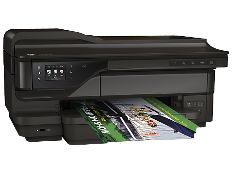 HP officejet 7612 A3+彩色噴墨無線傳真複合機~無線直捷/自動雙面列印/影印/掃描~二手價