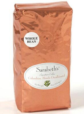 100%哥倫比亞咖啡豆(低咖啡因)16oz【Sarabeth's Kitchen】