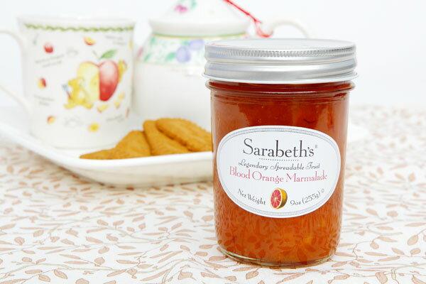 即期品~天然 果醬~紅橙口味 Blood Orange Marmalade~Sarabet