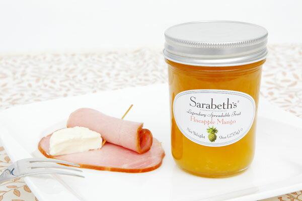 天然 果醬~鳳梨芒果口味 Pineapple Mango~Sarabeth ^#x27 s