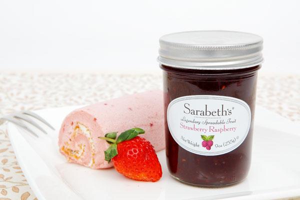 天然手工果醬-覆盆子草莓口味 Strawberry Raspberry【Sarabeth\