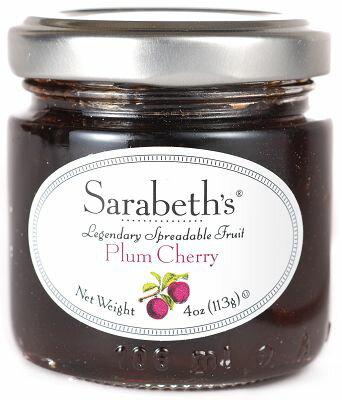 即期品.天然手工迷你小果醬-櫻桃李子口味 Plum Cherry【Sarabeth's Kitchen】 0