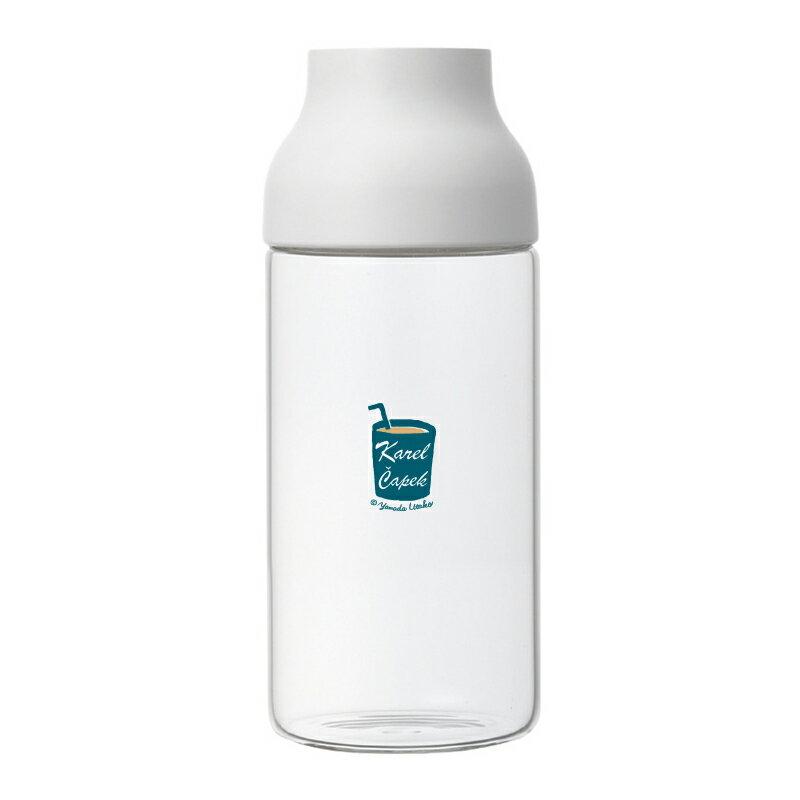 玻璃水瓶-Buzzy【卡雷爾恰佩克Karel Capek 】山田詩子 / 泡茶道具★ 1