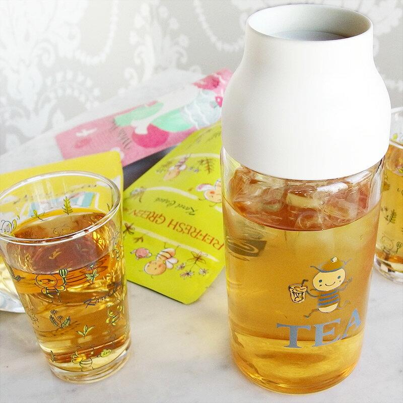 玻璃水瓶-Buzzy【卡雷爾恰佩克Karel Capek 】山田詩子 / 泡茶道具★ 6