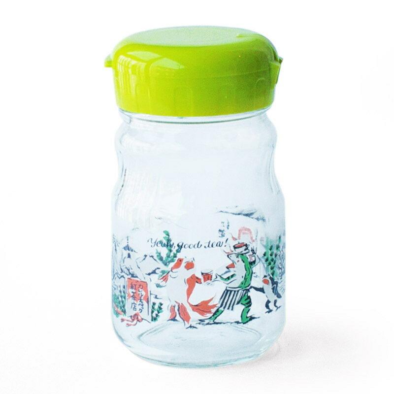 迷你玻璃水壺-古紅茶畫卷【卡雷爾恰佩克Karel Capek 】山田詩子 / 泡茶道具 0