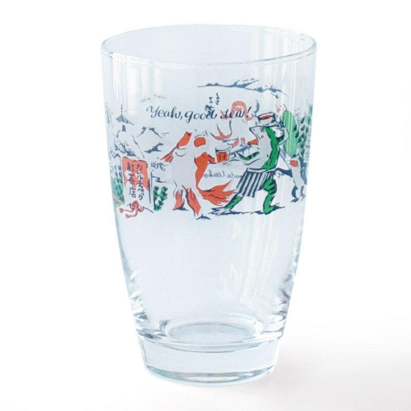 玻璃杯-古紅茶畫卷【卡雷爾恰佩克Karel Capek 】山田詩子 / 泡茶道具★ 0