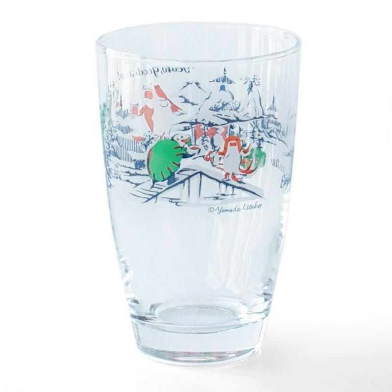 玻璃杯-古紅茶畫卷【卡雷爾恰佩克Karel Capek 】山田詩子 / 泡茶道具★ 1