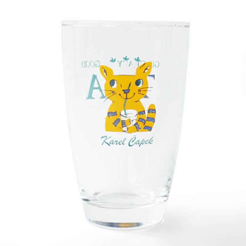 玻璃杯-Ginger Cat【卡雷爾恰佩克Karel Capek 】山田詩子 / 泡茶道具★ 0