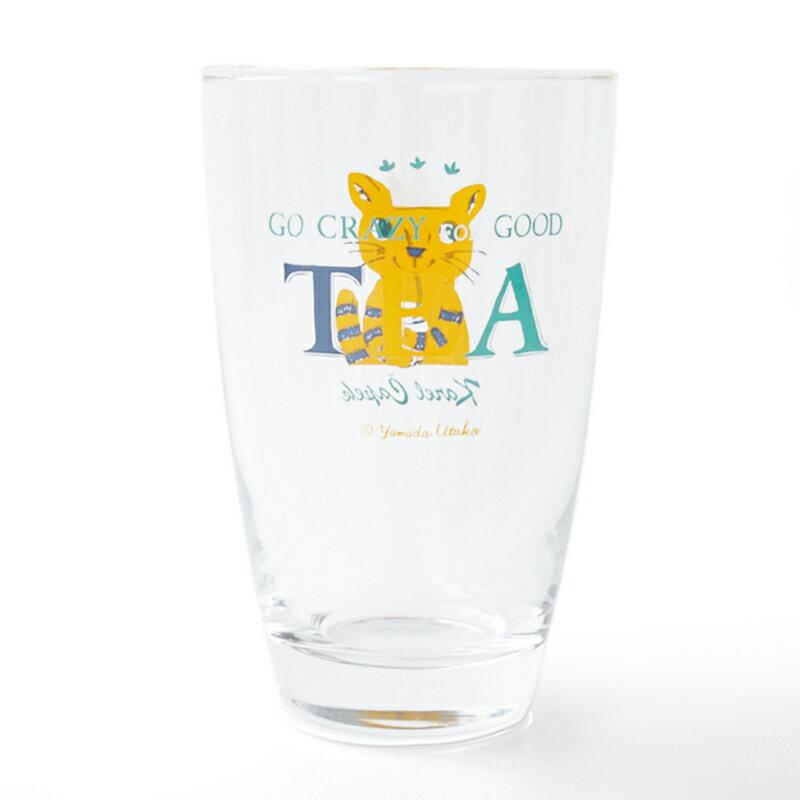 玻璃杯-Ginger Cat【卡雷爾恰佩克Karel Capek 】山田詩子 / 泡茶道具 1