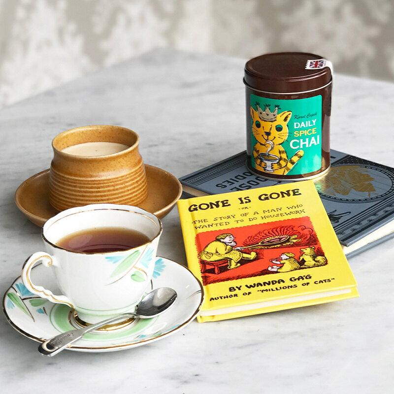 每日香料茶茶罐組1.5g*8入(非分別包裝)-【卡雷爾恰佩克Karel Capek 】山田詩子 / 風味茶 / 茶葉★ 1