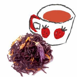 女孩茶 茶包組-【卡雷爾恰佩克Karel Capek 】山田詩子/紅茶/茶包