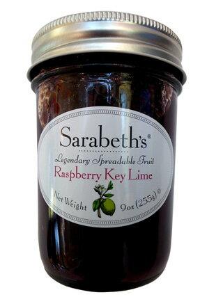 天然 果醬~覆盆子萊姆口味 Raspberry Key Lime~Sarabeth  ^#