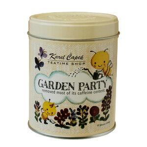 花園派對茶40克-【卡雷爾恰佩克Karel Capek 】山田詩子 / 風味茶 / 茶葉★ 0