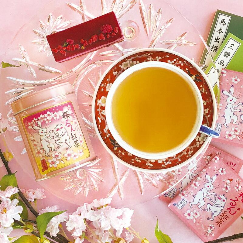 櫻紅茶茶包組1.5g*5入-【卡雷爾恰佩克Karel Capek 】山田詩子 / 紅茶 / 季節紅茶 4