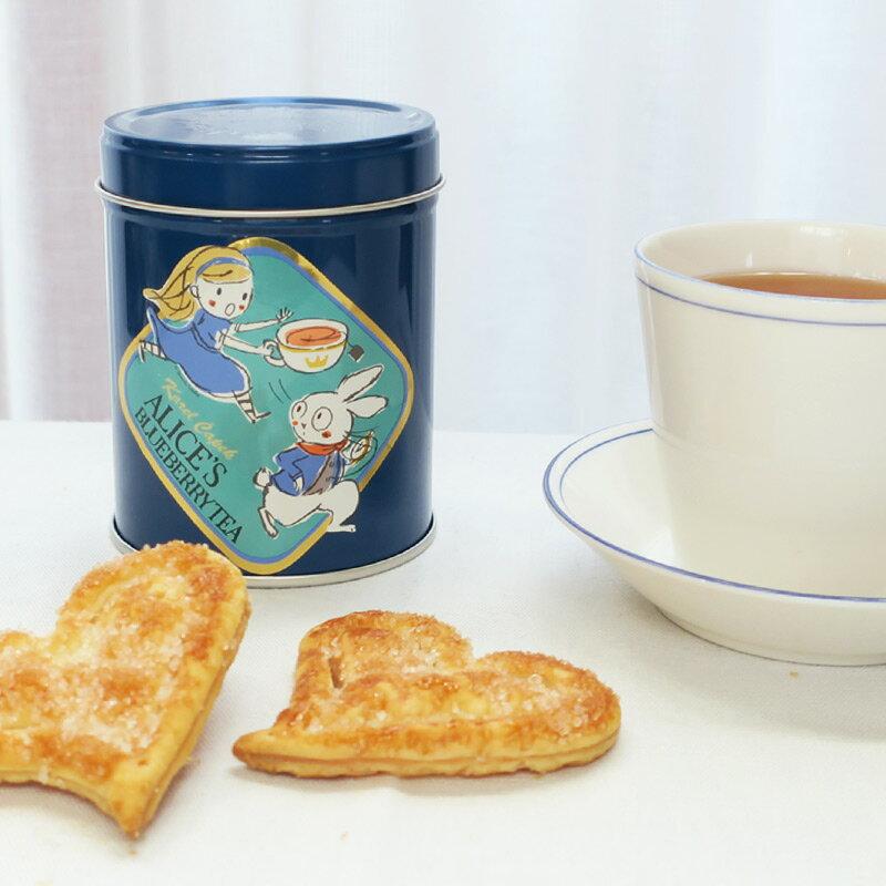 愛麗絲的藍莓茶1.5g*8入-【卡雷爾恰佩克Karel Capek 】山田詩子 / 紅茶 / 季節紅茶 1