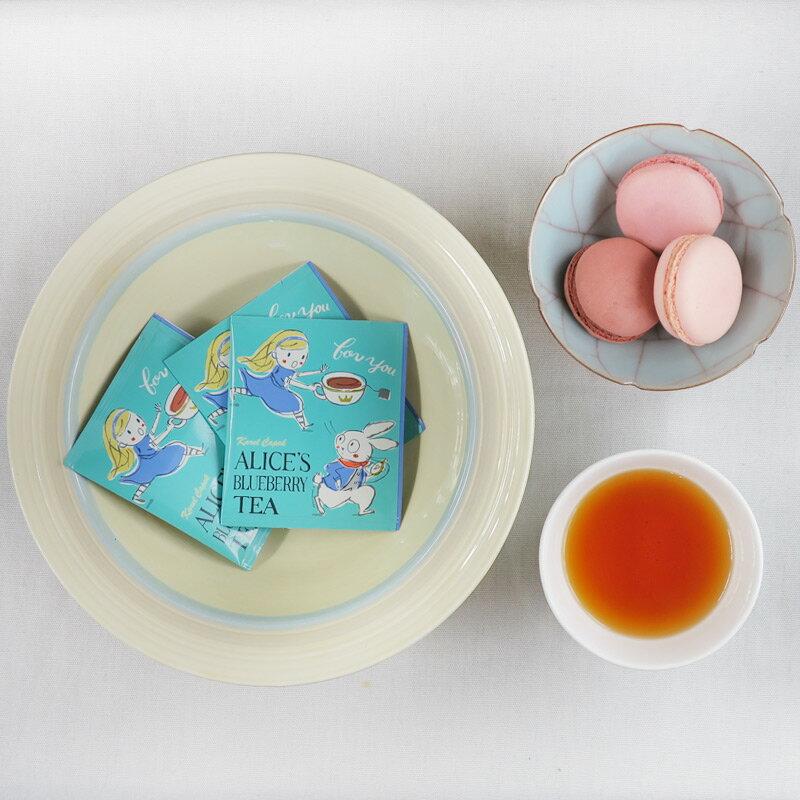 愛麗絲的藍莓茶1.5g*8入-【卡雷爾恰佩克Karel Capek 】山田詩子 / 紅茶 / 季節紅茶 3