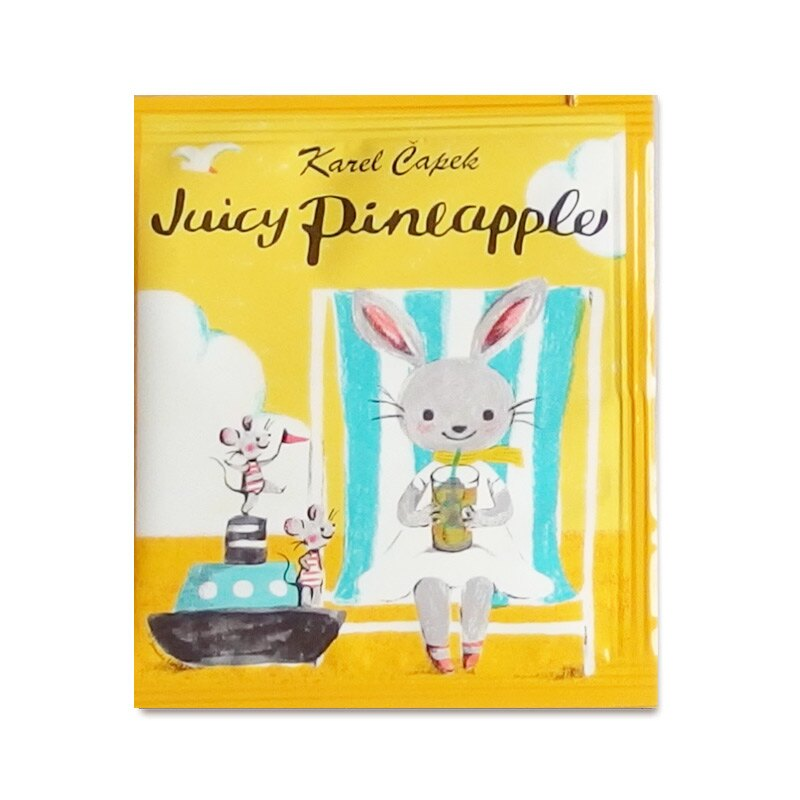 Juicy Pineapple茶包組5入-【Karel Capek 卡雷爾恰佩克】山田詩子 / 風味茶 / 茶葉 / Karek Capek / 自由之丘 / 吉祥寺 0