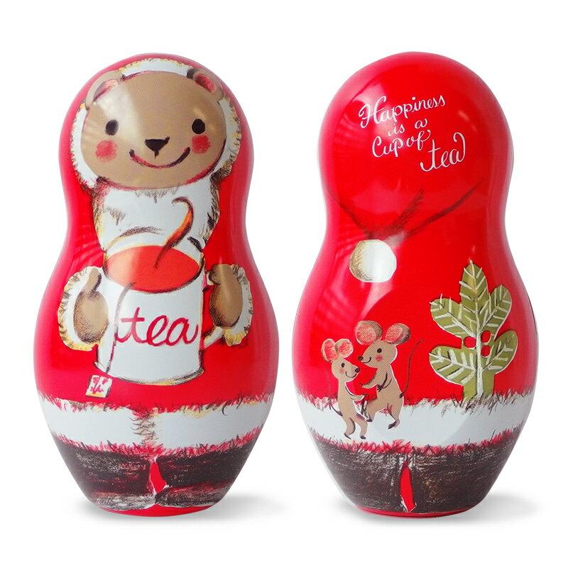 18年聖誕快樂茶1.5g*8入-【卡雷爾恰佩克Karel Capek 】山田詩子 / 紅茶 / 禮盒 1