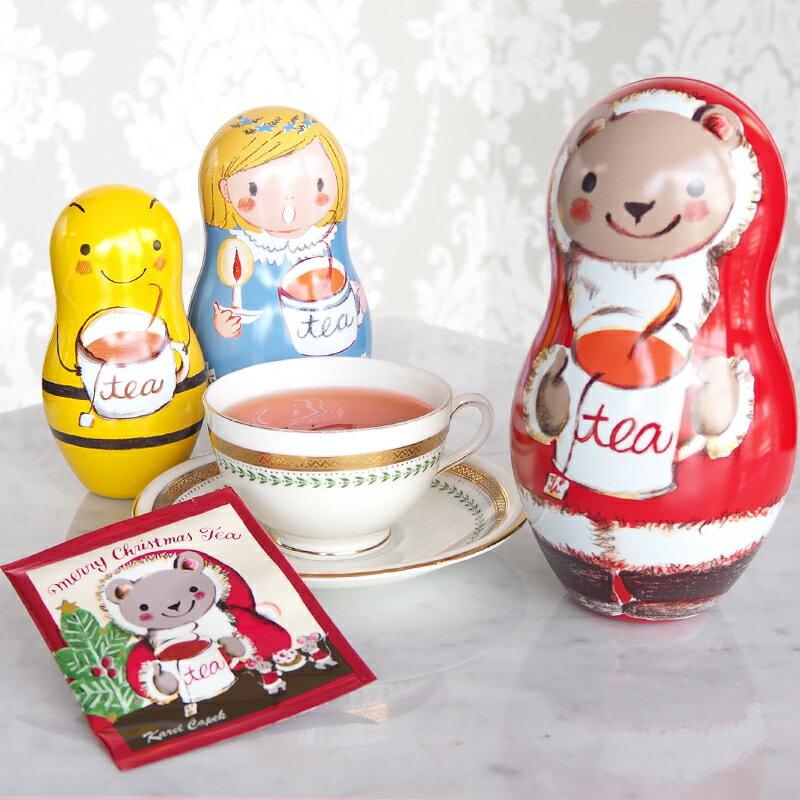 18年聖誕快樂茶1.5g*8入-【卡雷爾恰佩克Karel Capek 】山田詩子 / 紅茶 / 禮盒 7