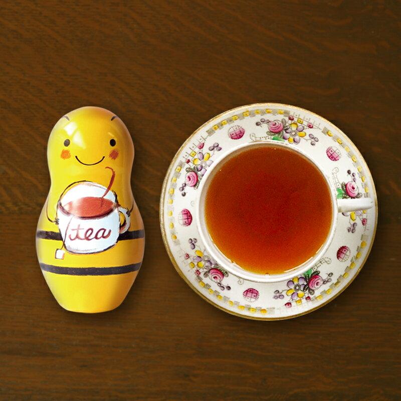 18年聖誕蜂蜜焦糖茶1.5g*5入-【卡雷爾恰佩克Karel Capek 】山田詩子 / 紅茶 / 禮盒 4