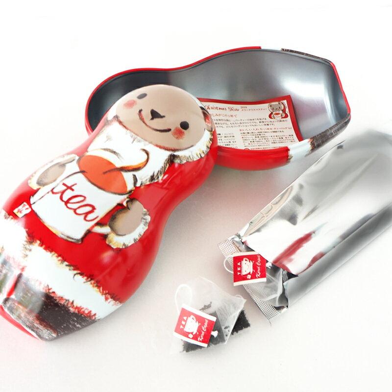18年聖誕快樂茶1.5g*8入-【卡雷爾恰佩克Karel Capek 】山田詩子 / 紅茶 / 禮盒 2