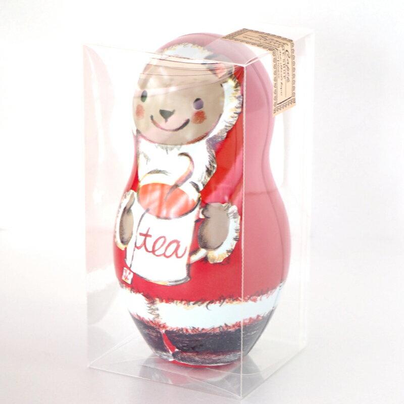 18年聖誕快樂茶1.5g*8入-【卡雷爾恰佩克Karel Capek 】山田詩子 / 紅茶 / 禮盒 5