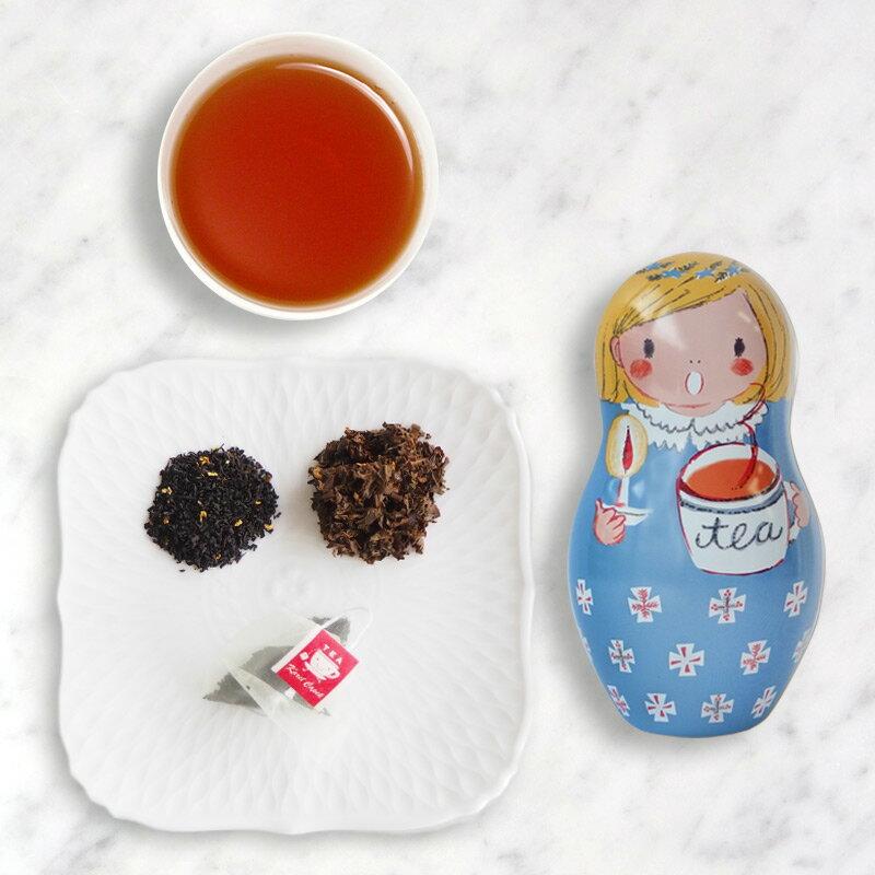 18年聖誕伯爵茶1.5g*8入-【卡雷爾恰佩克Karel Capek 】山田詩子 / 紅茶 / 禮盒 5
