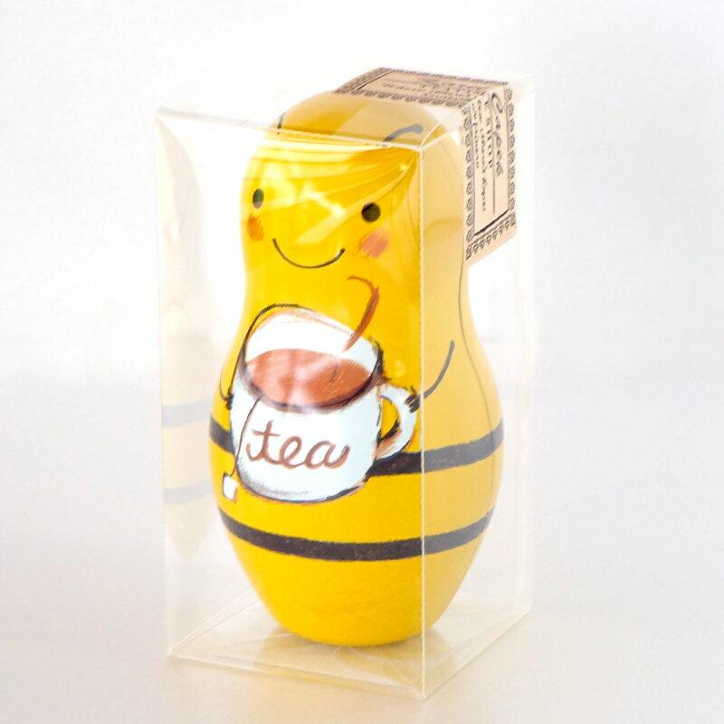 18年聖誕蜂蜜焦糖茶1.5g*5入-【卡雷爾恰佩克Karel Capek 】山田詩子 / 紅茶 / 禮盒 5