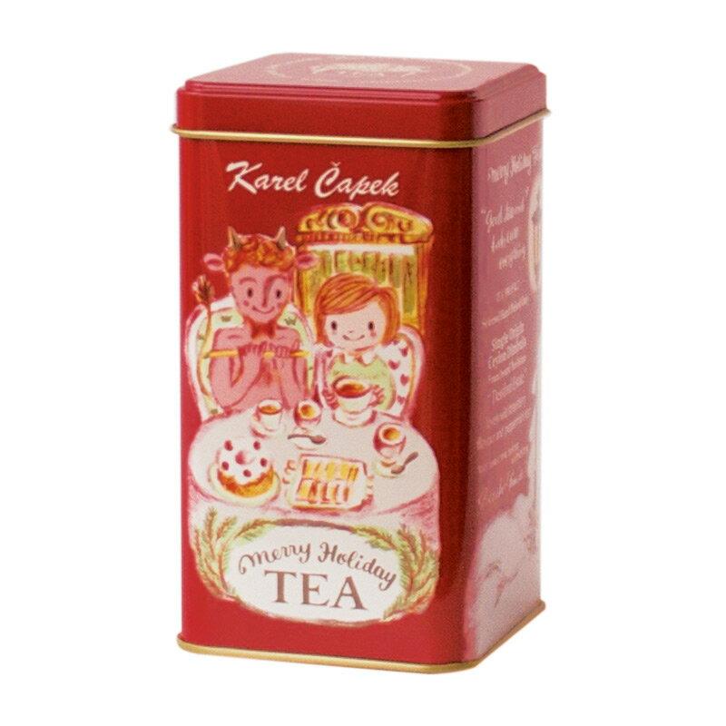 17年耶誕茶1.5g*8入-【卡雷爾恰佩克Karel Capek 】山田詩子 / 紅茶 / 禮盒 0