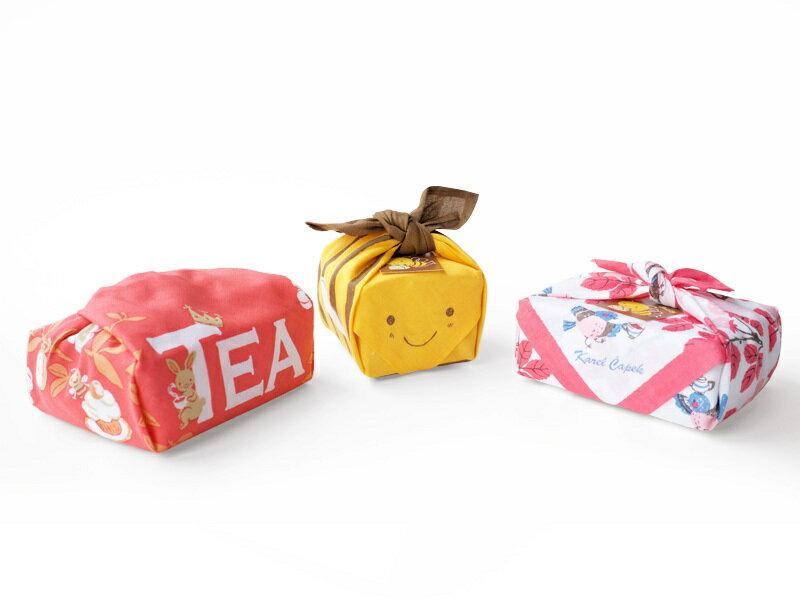 迷你手帕茶包組5入-兔子與紅茶【卡雷爾恰佩克Karel Capek 】山田詩子 / 紅茶 / 茶包★ 5